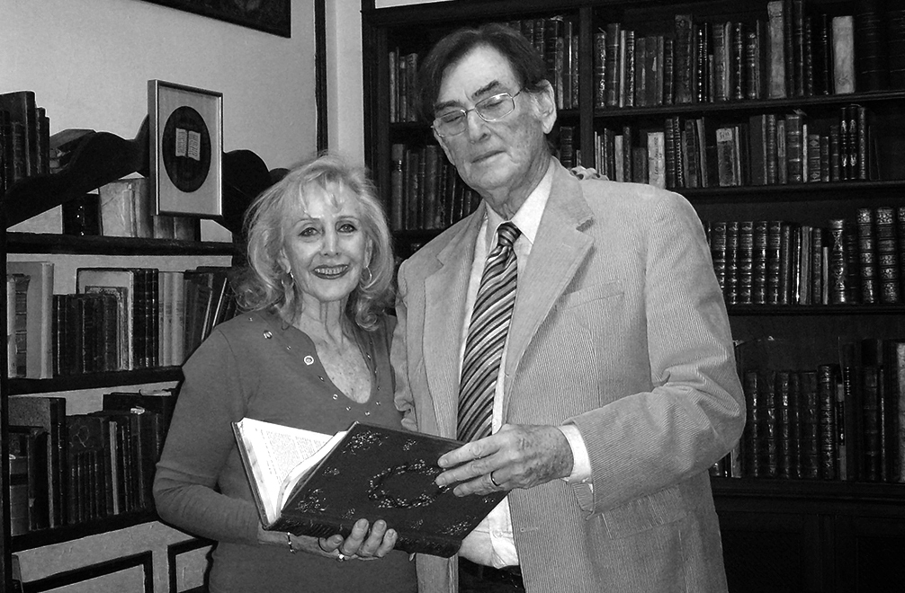 Susana and Alfredo Breitfeld